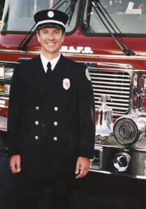 Three Questions About PTSD with Firefighter Tim Linder